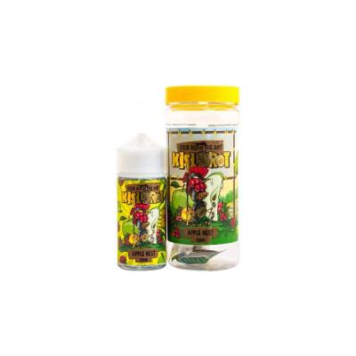 Купить ЖДЭС кислорот (kislorot) яблочное гнездо (70/30) 100 мл 3 мкг 2022 в Уфе в магазине Tabakos