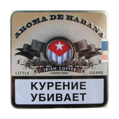 Сигариллы арома де габана ирландский кофе