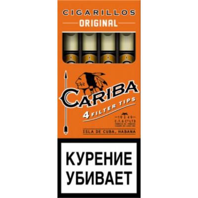 Купить Сигариллы кариба (CARIBA) оригинал в Уфе в магазине Tabakos