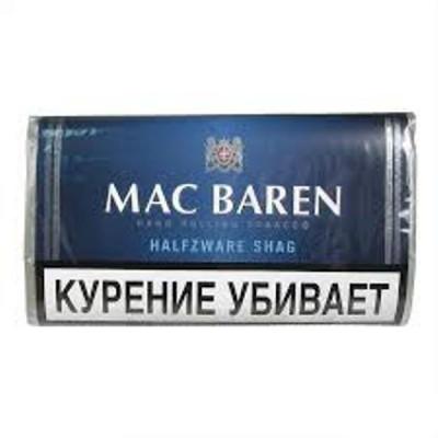 Купить Табак сигаретный мак барен (MAC BAREN) хальфзвар 40 гр в Уфе в магазине Tabakos