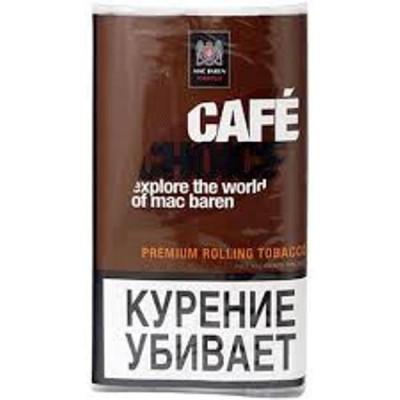Купить Табак сигаретный мак барен (MAC BAREN) кофе 40 гр в Уфе в магазине Tabakos