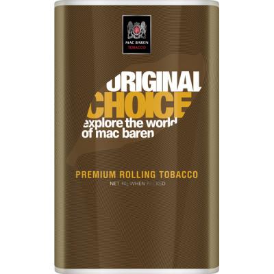Купить Табак сигаретный мак барен (MAC BAREN) оригинал чойс 40 гр в Уфе в магазине Tabakos