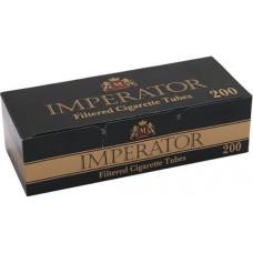 Гильзы сигаретные император (imperator) блек 200 шт