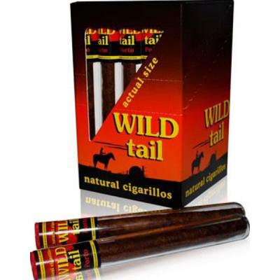 Купить Сигариллы дикий хвост (Wild Tail) порто в Уфе в магазине Tabakos