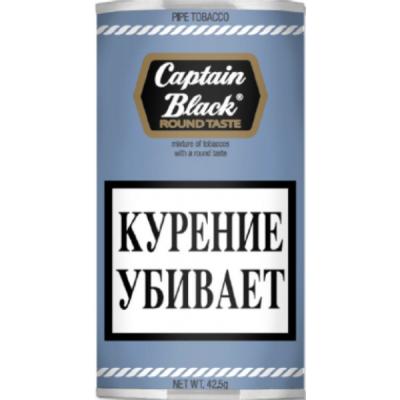 Купить Табак трубочный капитан блек (Captain Black) роунд 42,5 г в Уфе в магазине Tabakos