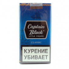 Сигариллы капитан блек (Captain Black) классик