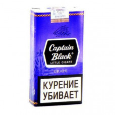 Сигариллы капитан блек (Captain Black) виноград