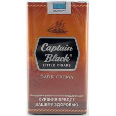 Сигариллы капитан блек дарк крема