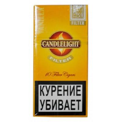 Сигариллы свечка ванила 10 шт