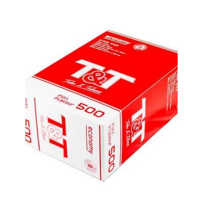 Купить Гильзы сигаретные Т&Т 500 шт в Уфе в магазине Tabakos