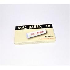 Фильтры трубочные мак барен (mac baren) 10 шт