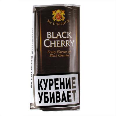 Купить Табак трубочный мак линток (mc lintock) черная вишня 40 гр в Уфе в магазине Tabakos