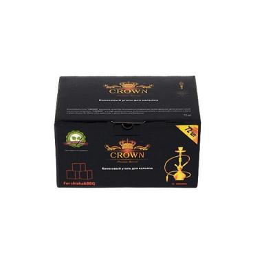 Купить Уголь кокосовый краун (Crown) 72 шт в Уфе в магазине Tabakos