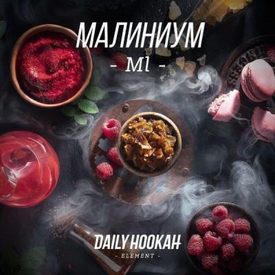 Купить Табак кальянный дейли хука (Daily Hookah) малиниум 60 гр в Уфе в магазине Tabakos