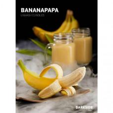 Табак кальянный дарксайд (Darkside core) бананапапа 30 г