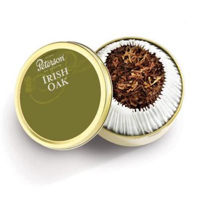 Купить Табак трубочный петерсон (Peterson) ирландский бочковый ж/б 50 гр в Уфе в магазине Tabakos