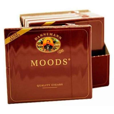 Купить Сигариллы мудс (Moods) 20 шт в Уфе в магазине Tabakos