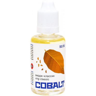 Купить ЖДЭС кобальт (cobalt) вирджиния (50/50) 30 мл 18 мкг в Уфе в магазине Tabakos
