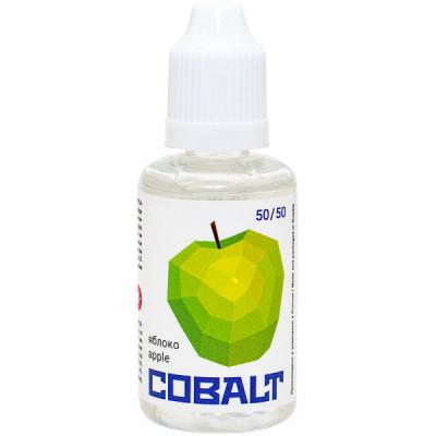 Купить ЖДЭС кобальт (cobalt) зеленое яблоко (50/50) 30 мл 18 мкг в Уфе в магазине Tabakos