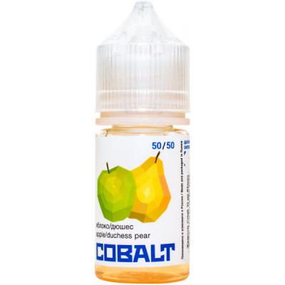 Купить ЖДЭС кобальт (cobalt) яблоко дюшес (50/50) 30 мл 18 мкг в Уфе в магазине Tabakos