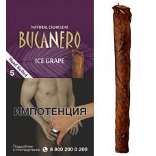 Сигариллы буканеро (Bucanero) виноград с ментолом 5 шт