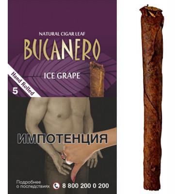 Купить Сигариллы буканеро виноград с ментолом 5 шт в Уфе в магазине Tabakos