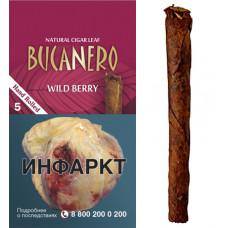 Сигариллы буканеро (Bucanero) дикая ягода 5 шт
