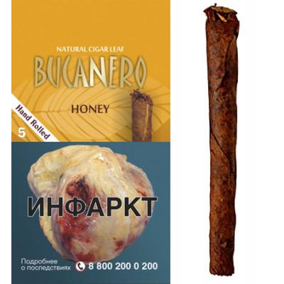 Купить Сигариллы буканеро мед 5 шт в Уфе в магазине Tabakos