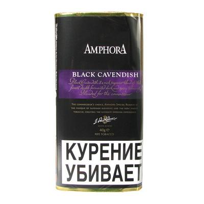 Купить Табак трубочный амфора (Amphora) черный кавендишь 40 гр в Уфе в магазине Tabakos