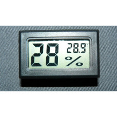 Гидрометр/термометр мини анжело (angelo) 921040