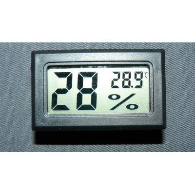 Купить Гидрометр/термометр мини анжело 921040 в Уфе в магазине Tabakos