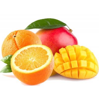 Купить Электронное нетабачное устройство вдох (inhale) XL манго яблоко и апельсин в Уфе в магазине Tabakos