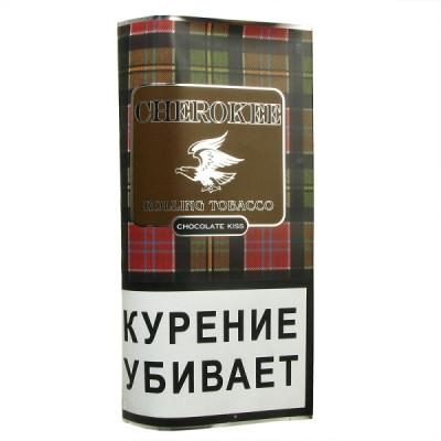 Купить Табак сигаретный чероки (Cherokee) шоколадный поцелуй (25 гр) в Уфе в магазине Tabakos