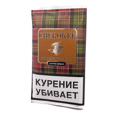 Купить Табак сигаретный чероки (Cherokee) кофе брейк (25 гр) в Уфе в магазине Tabakos