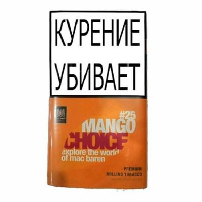 Купить Табак сигаретный мак барен (MAC BAREN) манго 40 гр в Уфе в магазине Tabakos