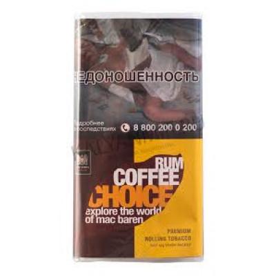 Купить Табак сигаретный мак барен (MAC BAREN) ром и кофе 40 гр в Уфе в магазине Tabakos