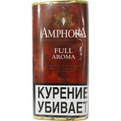 Купить Табак трубочный амфора (Amphora) фулл арома 40 гр в Уфе в магазине Tabakos