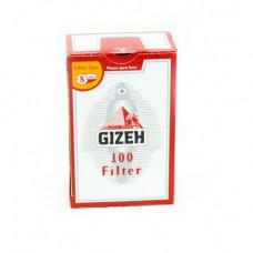 Фильтр сигаретный гизех (gizeh) 8 мм (100)